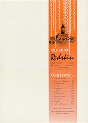 Page 5, 1963 Edition, Oklahoma State University - Redskin Yearbook (Stillwater, OK) online yearbook collection