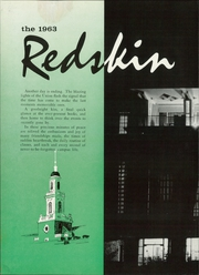 Page 6, 1963 Edition, Oklahoma State University - Redskin Yearbook (Stillwater, OK) online yearbook collection