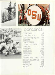Page 9, 1973 Edition, Oklahoma State University - Redskin Yearbook (Stillwater, OK) online yearbook collection