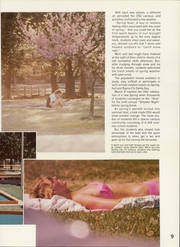 Page 13, 1980 Edition, Oklahoma State University - Redskin Yearbook (Stillwater, OK) online yearbook collection
