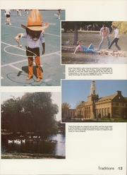 Page 17, 1980 Edition, Oklahoma State University - Redskin Yearbook (Stillwater, OK) online yearbook collection