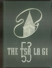 1953 Edition, Northeastern State University - Tsa La Gi Yearbook (Tahlequah, OK)