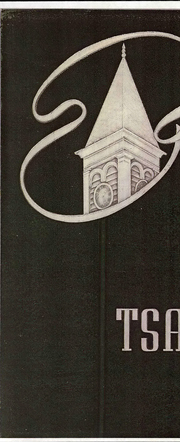 Northeastern State University - Tsa La Gi Yearbook (Tahlequah, OK) online yearbook collection, 1954 Edition, Page 1