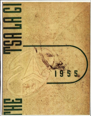 Northeastern State University - Tsa La Gi Yearbook (Tahlequah, OK) online yearbook collection, 1955 Edition, Page 1