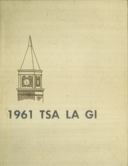 Northeastern State University - Tsa La Gi Yearbook (Tahlequah, OK) online yearbook collection, 1961 Edition, Page 1