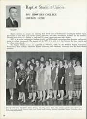Page 72, 1964 Edition, Northeastern State University - Tsa La Gi Yearbook (Tahlequah, OK) online yearbook collection