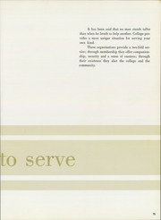 Page 79, 1964 Edition, Northeastern State University - Tsa La Gi Yearbook (Tahlequah, OK) online yearbook collection
