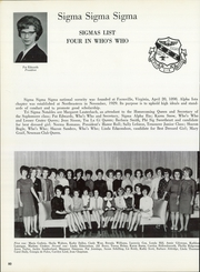 Page 84, 1964 Edition, Northeastern State University - Tsa La Gi Yearbook (Tahlequah, OK) online yearbook collection