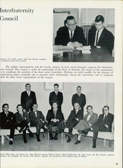 Page 87, 1964 Edition, Northeastern State University - Tsa La Gi Yearbook (Tahlequah, OK) online yearbook collection