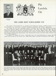 Page 88, 1964 Edition, Northeastern State University - Tsa La Gi Yearbook (Tahlequah, OK) online yearbook collection