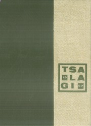 Northeastern State University - Tsa La Gi Yearbook (Tahlequah, OK) online yearbook collection, 1967 Edition, Page 1