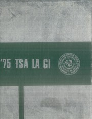 Page 1, 1975 Edition, Northeastern State University - Tsa La Gi Yearbook (Tahlequah, OK) online yearbook collection