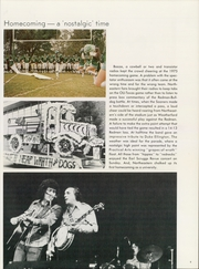 Page 13, 1975 Edition, Northeastern State University - Tsa La Gi Yearbook (Tahlequah, OK) online yearbook collection