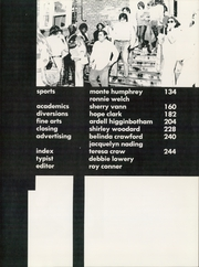 Page 7, 1975 Edition, Northeastern State University - Tsa La Gi Yearbook (Tahlequah, OK) online yearbook collection