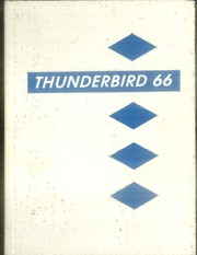 Monroney Middle School - Thunderbirds Yearbook (Midwest City, OK) online yearbook collection, 1966 Edition, Page 1