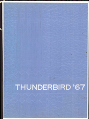 Monroney Middle School - Thunderbirds Yearbook (Midwest City, OK) online yearbook collection, 1967 Edition, Page 1