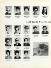 Page 10, 1972 Edition, Monroney Middle School - Thunderbirds Yearbook (Midwest City, OK) online yearbook collection