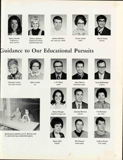 Page 11, 1972 Edition, Monroney Middle School - Thunderbirds Yearbook (Midwest City, OK) online yearbook collection