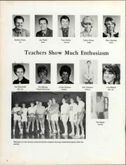 Page 12, 1972 Edition, Monroney Middle School - Thunderbirds Yearbook (Midwest City, OK) online yearbook collection