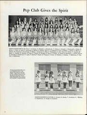 Page 14, 1972 Edition, Monroney Middle School - Thunderbirds Yearbook (Midwest City, OK) online yearbook collection
