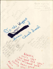 Page 3, 1972 Edition, Monroney Middle School - Thunderbirds Yearbook (Midwest City, OK) online yearbook collection