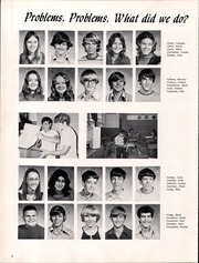 Page 10, 1973 Edition, Monroney Middle School - Thunderbirds Yearbook (Midwest City, OK) online yearbook collection
