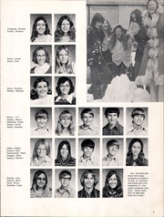 Page 11, 1973 Edition, Monroney Middle School - Thunderbirds Yearbook (Midwest City, OK) online yearbook collection