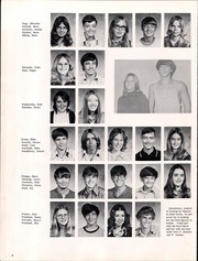 Page 12, 1973 Edition, Monroney Middle School - Thunderbirds Yearbook (Midwest City, OK) online yearbook collection