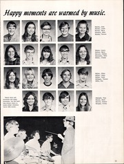 Page 17, 1973 Edition, Monroney Middle School - Thunderbirds Yearbook (Midwest City, OK) online yearbook collection