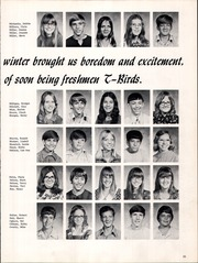 Monroney Middle School - Thunderbirds Yearbook (Midwest City, OK) online yearbook collection, 1973 Edition, Page 35