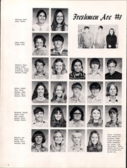 Page 8, 1973 Edition, Monroney Middle School - Thunderbirds Yearbook (Midwest City, OK) online yearbook collection