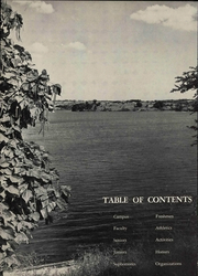 Page 10, 1959 Edition, East Central University - Pesagi Yearbook (Ada, OK) online yearbook collection