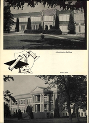 Page 12, 1959 Edition, East Central University - Pesagi Yearbook (Ada, OK) online yearbook collection