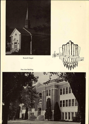 Page 13, 1959 Edition, East Central University - Pesagi Yearbook (Ada, OK) online yearbook collection