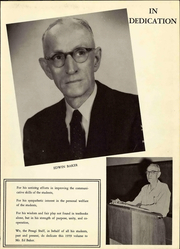 Page 9, 1959 Edition, East Central University - Pesagi Yearbook (Ada, OK) online yearbook collection