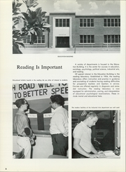 Page 10, 1966 Edition, East Central University - Pesagi Yearbook (Ada, OK) online yearbook collection
