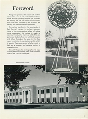 Page 7, 1966 Edition, East Central University - Pesagi Yearbook (Ada, OK) online yearbook collection