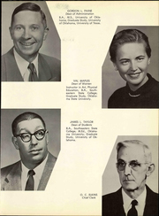 Page 15, 1958 Edition, Cameron University - Wichita Yearbook (Lawton, OK) online yearbook collection