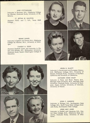 Page 17, 1958 Edition, Cameron University - Wichita Yearbook (Lawton, OK) online yearbook collection