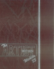 Page 1, 1985 Edition, Cameron University - Wichita Yearbook (Lawton, OK) online yearbook collection