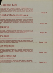 Page 3, 1985 Edition, Cameron University - Wichita Yearbook (Lawton, OK) online yearbook collection