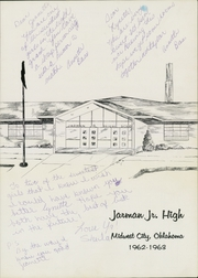 Page 3, 1963 Edition, Jarman Middle School - Galaxie Yearbook (Midwest City, OK) online yearbook collection