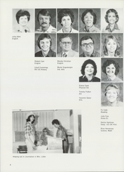Page 12, 1981 Edition, Jarman Middle School - Galaxie Yearbook (Midwest City, OK) online yearbook collection