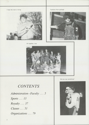 Page 6, 1981 Edition, Jarman Middle School - Galaxie Yearbook (Midwest City, OK) online yearbook collection