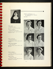 Page 13, 1941 Edition, St Anthonys School of Nursing - Acorn Yearbook (Oklahoma City, OK) online yearbook collection