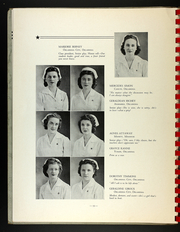 Page 14, 1941 Edition, St Anthonys School of Nursing - Acorn Yearbook (Oklahoma City, OK) online yearbook collection