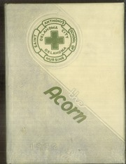 Page 1, 1952 Edition, St Anthonys School of Nursing - Acorn Yearbook (Oklahoma City, OK) online yearbook collection