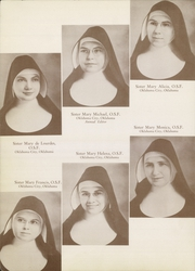 Page 14, 1952 Edition, St Anthonys School of Nursing - Acorn Yearbook (Oklahoma City, OK) online yearbook collection