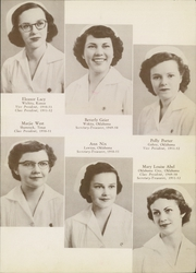 Page 15, 1952 Edition, St Anthonys School of Nursing - Acorn Yearbook (Oklahoma City, OK) online yearbook collection