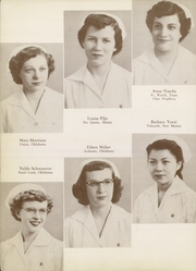 Page 16, 1952 Edition, St Anthonys School of Nursing - Acorn Yearbook (Oklahoma City, OK) online yearbook collection